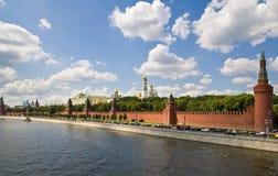 Moskau, Kremlin Stockbilder