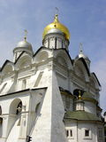 Moskau kremlin church. Ivan the Great Bell-Tower complex in the Moscow Kremlin. Russia Stock Image