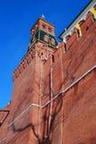 Moskau Kremlin Farbfoto Stockfoto