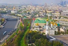 Moskau Kremlin - Russland lizenzfreie stockbilder