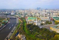 Moskau Kremlin - Russland Lizenzfreies Stockbild