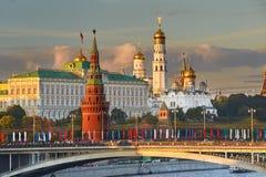 Moskau Kremlin, Russland Stockbild