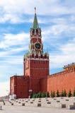 Moskau, Kremlin-Wand Lizenzfreies Stockbild