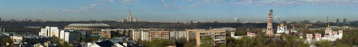 Moskau-Landschaft Stockbilder