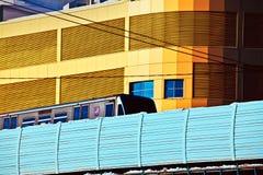 Moskau-Metro-Merkmal-Winter-Tageslicht lizenzfreie stockbilder