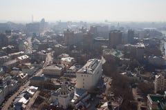 Moskau morgens Lizenzfreies Stockbild