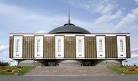 Moskau, Museum des großen patriotischen Krieges lizenzfreie stockbilder