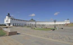 Moskau, Museum des großen patriotischen Krieges von 1941-1945 stockfoto