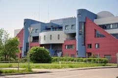 MOSKAU, RUSSLAND 05 28 2015 - Abteilung der Militärintendantur in Zelenograd Stockfotos