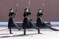 MOSKAU, RUSSLAND 12. APRIL: Änderung des Schutzes der Ehre des Kre Stockfoto