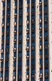 Moskau, Russland - 09 21 2015 Das Außenministerium der Russischen Föderation Detail der Fassade stockbilder