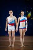 MOSKAU, RUSSLAND - 22. MÄRZ: Pole-Sportauslese 2014 am 22. März 2014 in Moskau, Russland Lizenzfreie Stockbilder