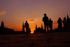 Moskau, Russland, ROTES QUADRAT lizenzfreie stockfotos