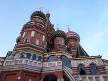 Moskau, Russland, rotes Quadrat Stockfotografie