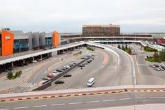 Anschlüsse F und E von Sheremetyevo-Flughafen Lizenzfreies Stockfoto