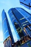 Moskau-Stadt stockbilder