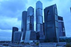 Moskau-Stadt lizenzfreies stockbild