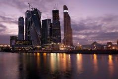Moskau-Stadt lizenzfreies stockfoto