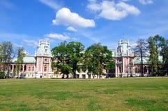 Moskau, Tsaritsino Palast Lizenzfreie Stockfotografie