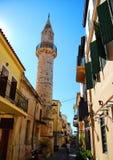 Moskee 12 van Chania Royalty-vrije Stock Afbeelding