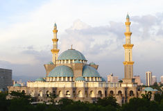 Moskee royalty-vrije stock fotografie