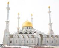 Moskee. Stock Afbeeldingen