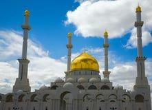 Moskee. Royalty-vrije Stock Foto's