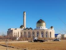 Moskee in Aktau Royalty-vrije Stock Afbeeldingen