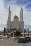 Moskee in Aktobe Stock Afbeeldingen