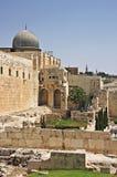 Moskee al-Aqsa royalty-vrije stock foto's