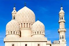 Moskee in Alexandrië Stock Foto's