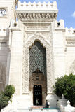 Moskee Alexandrië Stock Foto