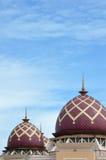 Moskee Baitul Izzah Stock Afbeeldingen