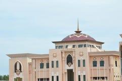 Moskee Baitul Izzah Stock Foto's