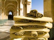 Moskee in Casablanca Royalty-vrije Stock Afbeeldingen