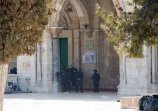 Moskee del aqsa del Al Fotos de archivo