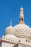 Moskee in Doubai stock foto