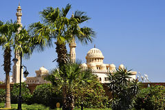 Moskee in Hurghada Stock Fotografie