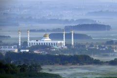 Moskee Islamitische plaats royalty-vrije stock afbeeldingen