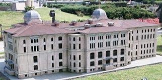 Moskee in Istanboel Stock Fotografie