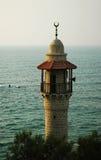 Moskee in Jaffa Royalty-vrije Stock Fotografie