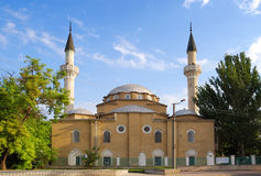 Moskee juma-Jami in Yevpatoria crimea Royalty-vrije Stock Afbeeldingen