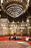 Moskee in Kaïro Stock Afbeelding