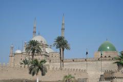 Moskee in Kaïro Stock Afbeeldingen