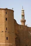 Moskee, Kaïro, Egypte Royalty-vrije Stock Fotografie