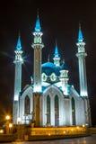 moskee in Kazan Stock Foto