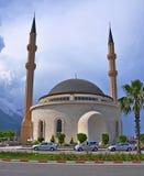 Moskee in Kemer Royalty-vrije Stock Foto
