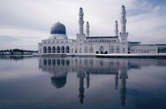 Moskee Masjid Bandaraya stock foto's