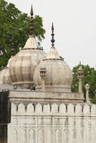 Moskee Moti Masjid Royalty-vrije Stock Foto's