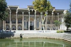 Moskee over de Weg van de Zijde Royalty-vrije Stock Afbeelding
